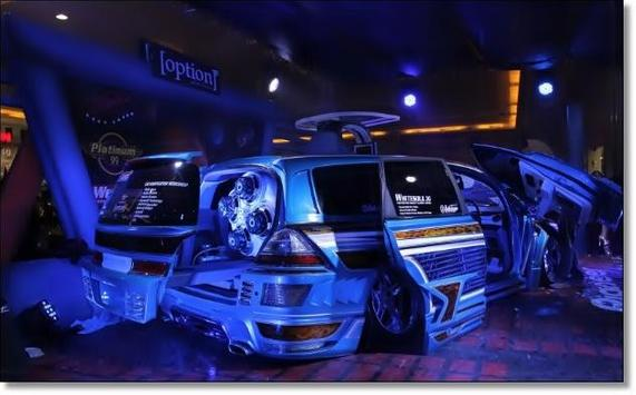 Modification Cool Car Contest screenshot 14