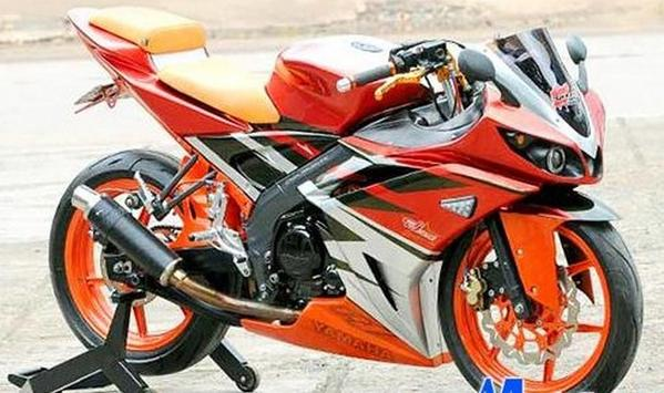 Style Modification Yamaha Vixion for Android - APK Download on