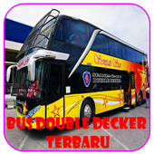 Modifikasi Bus Double Decker icon
