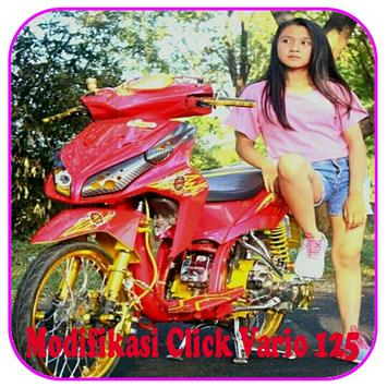 Modifikasi Click Vario 125 screenshot 5