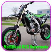 Modifikasi KLX Supermoto icon