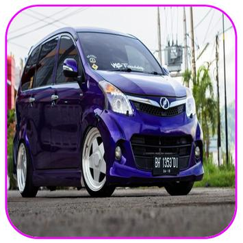 Modifikasi Mobil Avanza screenshot 1