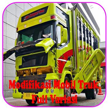 Modifikasi Mobil Truk Full Variasi poster