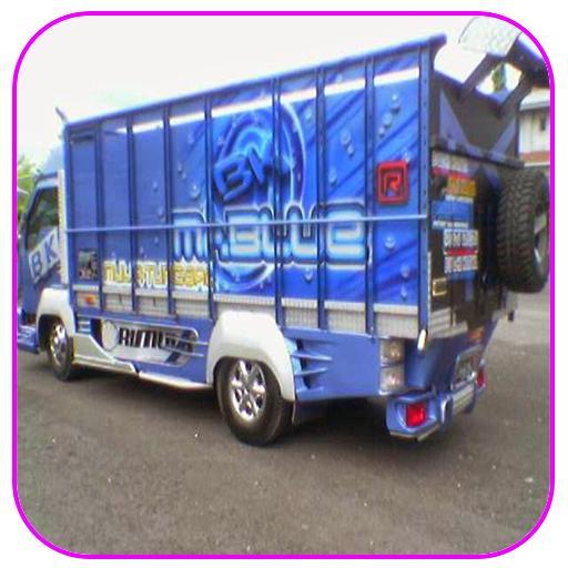 6600 Koleksi Poto Modifikasi Mobil Truk HD