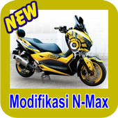 100+ Modification Yamaha NMAX icon