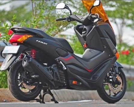 100+ Modification Yamaha NMAX screenshot 24