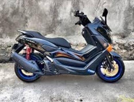 100+ Modification Yamaha NMAX screenshot 25