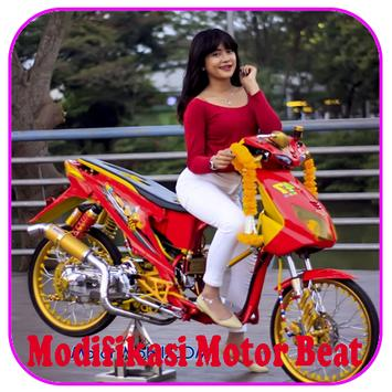 Modifikasi Motor Beat Terbaru screenshot 12