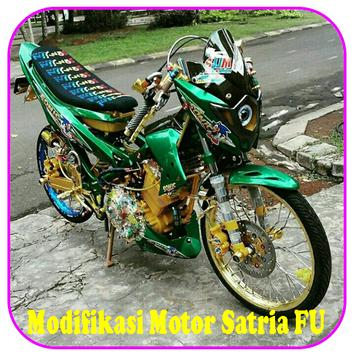 Modifikasi Motor Satria FU screenshot 7
