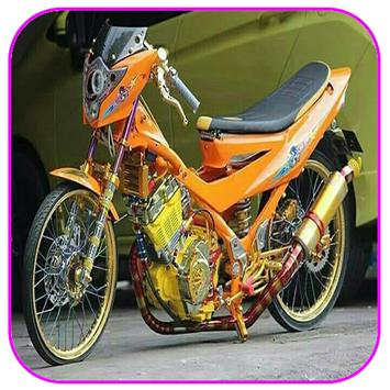 Modifikasi Motor Satria FU screenshot 10