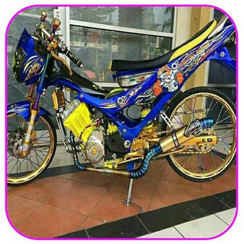 Modifikasi Motor Satria FU screenshot 11