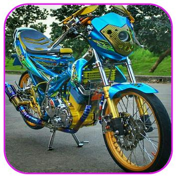 Modifikasi Motor Satria FU screenshot 1