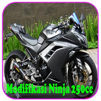Modifikasi Ninja 250cc screenshot 6