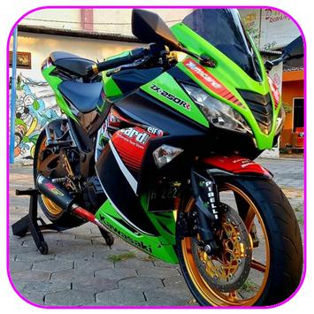 Modifikasi Ninja 250cc screenshot 2