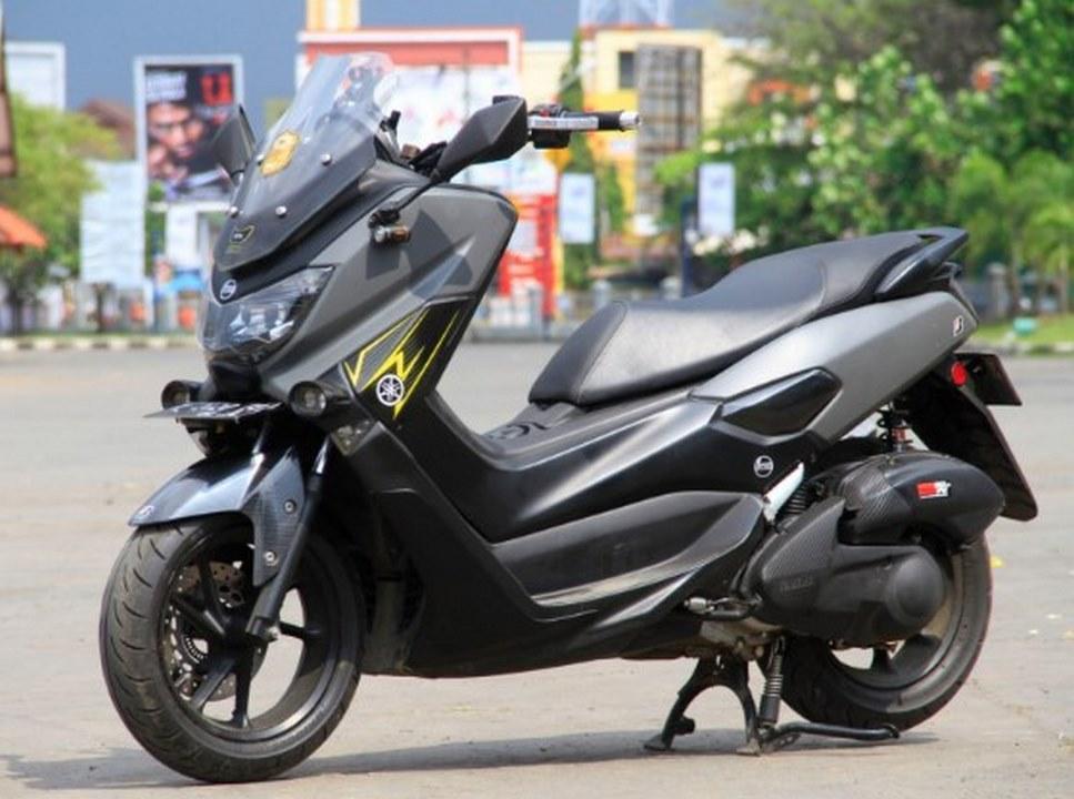 Modifikasi Sepeda Motor N Max Yamaha For Android Apk Download