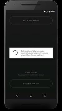 Clean Master screenshot 1