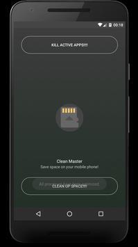 Clean Master screenshot 2