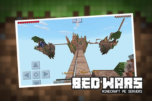 Download Bed Wars Servers For Minecraft Pe Apk For Android Latest Version