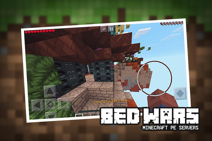 Bed Wars Servers For Minecraft Pe For Android Apk Download