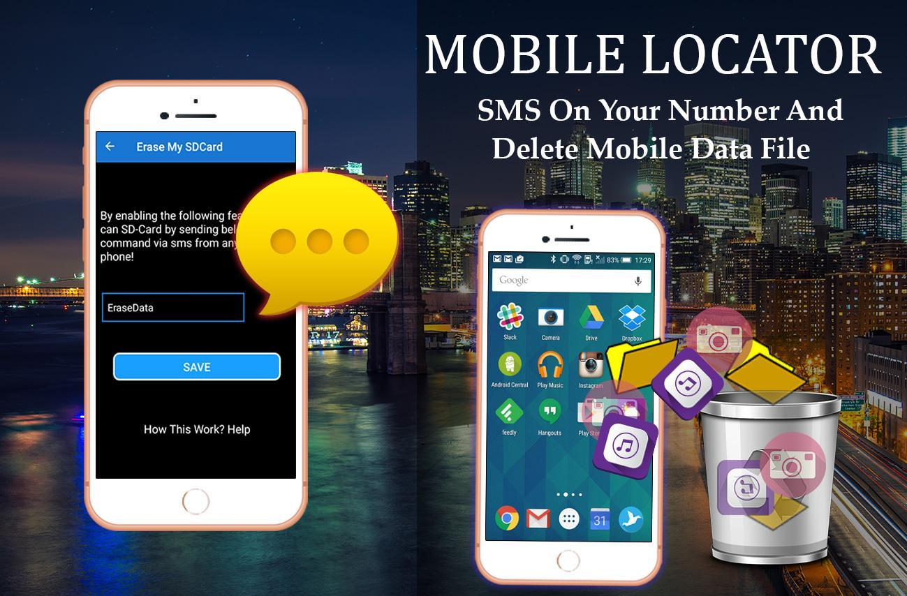 Find My Lost Phone - Mobile Number Locator for Android - APK Download