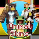 Animal Skins for Minecraft PE APK