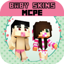 Baby Skins for Minecraft PE APK
