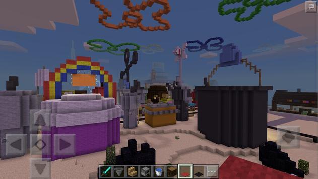 Bikini Bob Maps Minecraft PE apk imagem de tela