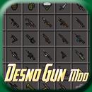 DesnoGuns Mod for Minecraft PE APK