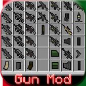 Gun Mod: Guns in Minecraft PE ícone