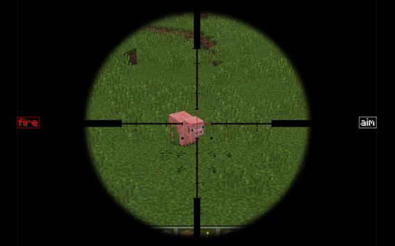 Gun Mod: Guns in Minecraft PE apk imagem de tela
