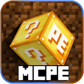 Lucky Block Mod Minecraft PE icon
