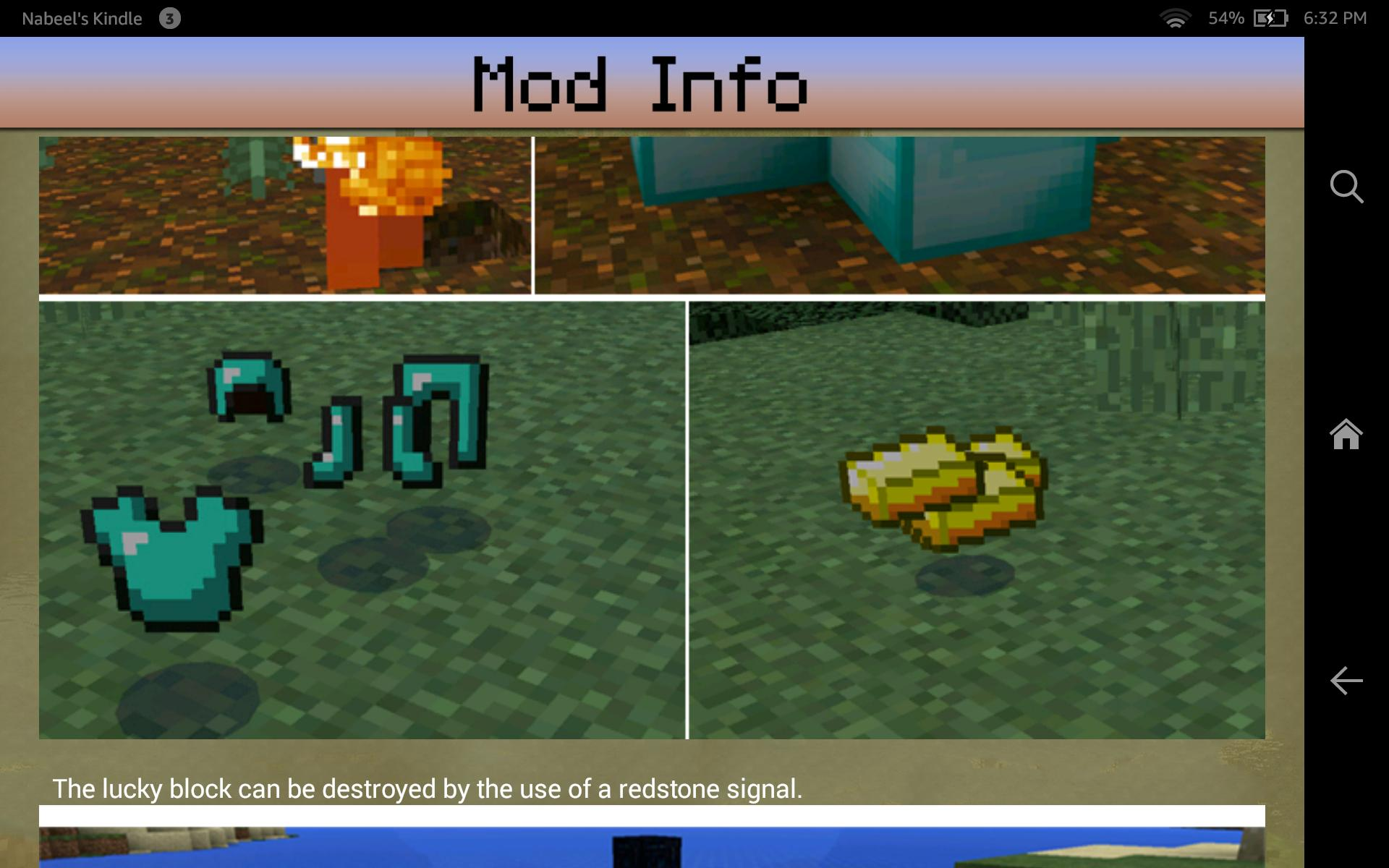 Lucky Block Mod Minecraft PE for Android - APK Download