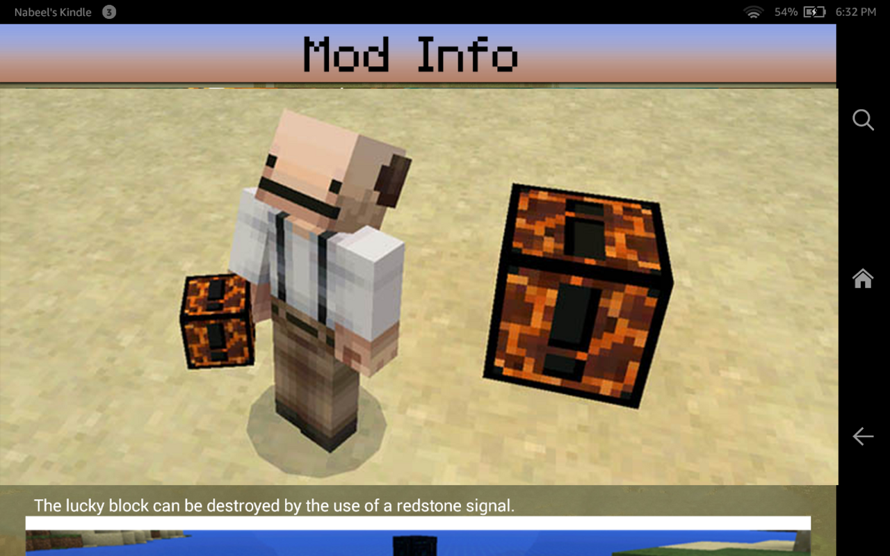 Minecraft youtuber lucky block mod   Youtuber's Lucky Block