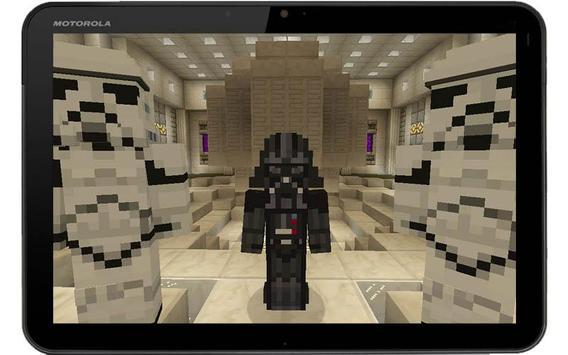 Map Star Wars for MCPE. apk screenshot