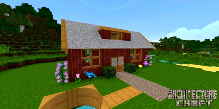 Architecture Craft Mod MCPE for Android - APK Download