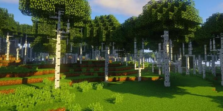 Dynamic Trees Biomes Compat Mod For Minecraft for Android