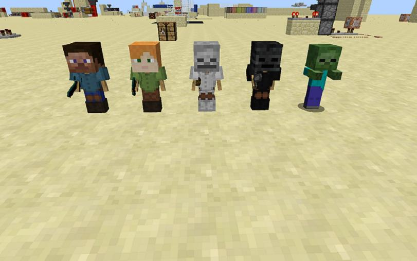 Baby Mobs Mod For MCPE for Android APK Download