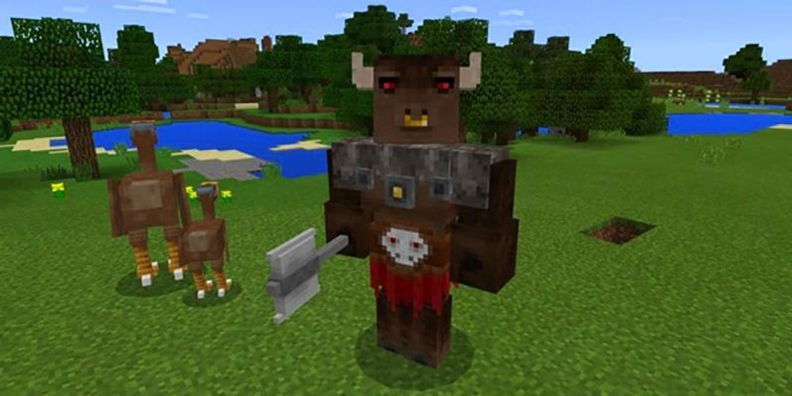 Amazing Mobs Addon For Minecraft PE APKDownload Kostenlos - Minecraft kostenlos spielen auf pc