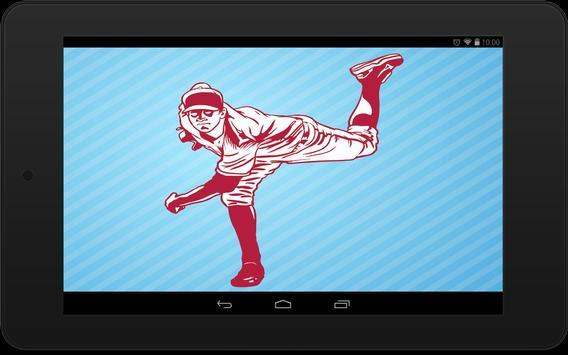 Baseball Wallpapers screenshot 6