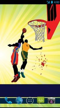 Basketball Wallpapers screenshot 2