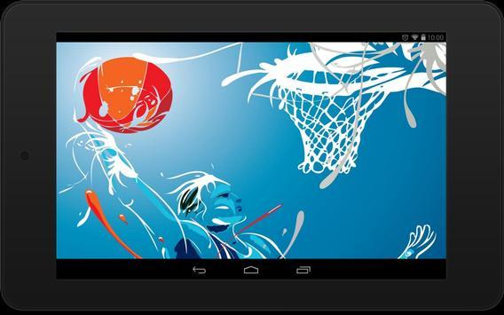 Basketball Wallpapers screenshot 5