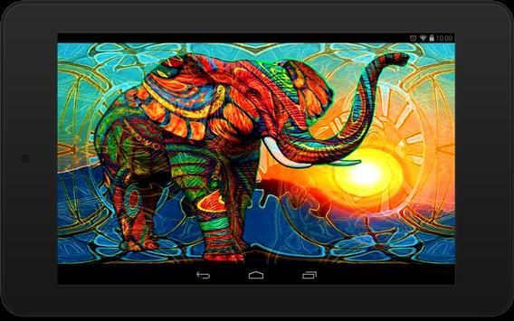 Elephant Wallpapers screenshot 5