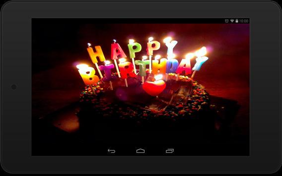 Happy Birthday Cake screenshot 6