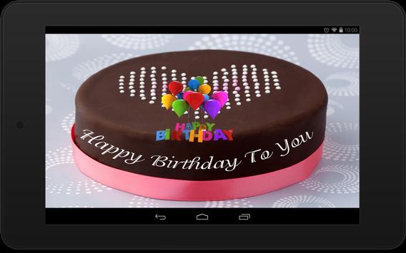 Happy Birthday Cake screenshot 7
