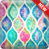 Watercolor Wallpapers icon
