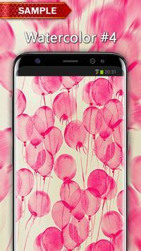 Watercolor Wallpapers apk screenshot
