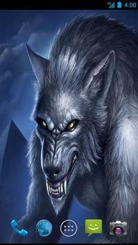 Werewolf Wallpapers apk screenshot