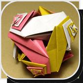 Modular Origami Tutorials icon
