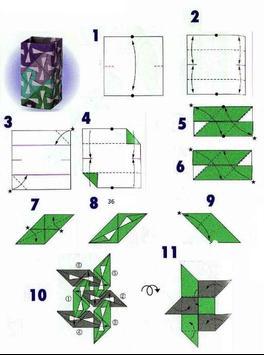 Modular Origami Tutorials apk screenshot