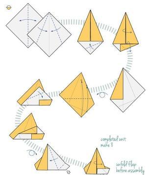 Modular Origami Tutorials screenshot 5